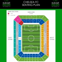 Anfield Seating Plan (Temporary)