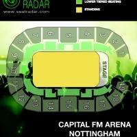 Capital FM Arena (Nottingham) Standing