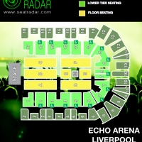 Echo Arena (Liverpool) Fully Seated