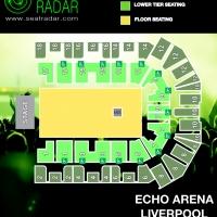 Echo Arena (Liverpool) Standing