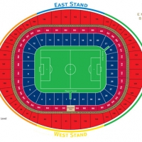 Emirates (Arsenal) Seating Plan (from Arsenal)