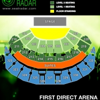 First Direct Arena (Seated & Standing)