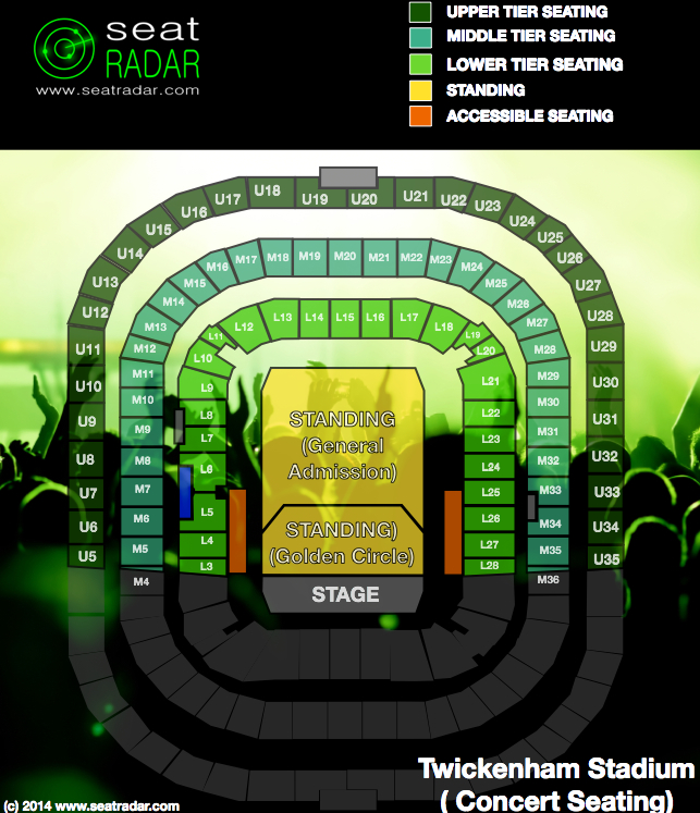 twickenham-concert-seating-plan