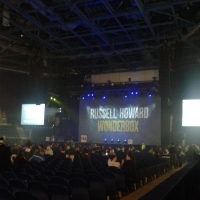 View from Capital FM Arena (Nottingham) Block 15 Row A Seat 31