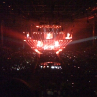 View from Echo Arena (Liverpool) Block 010 Row EE Seat 232