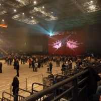 View from Echo Arena (Liverpool) Block 015 Row F Seat 399