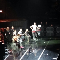 View from LG Arena (Birmingham) Block 016 Row U Seat 505