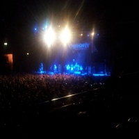 View from LG Arena (Birmingham) Block 004 Row K Seat 95