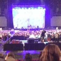 View from LG Arena (Birmingham) Block 009 Row N Seat 273