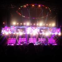 View from Metro Radio Arena (Newcastle) Block C Row A Seat 33