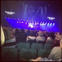 View from Metro Radio Arena (Newcastle) Block C Row H Seat 50