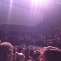 View from Motorpoint Arena (Sheffield) Block 102 Row G Seat 9
