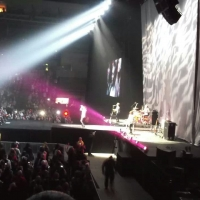 View from Motorpoint Arena (Sheffield) Block 120 Row M Seat 7