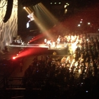 View from Motorpoint Arena (Sheffield) Block 202 Row P Seat 4