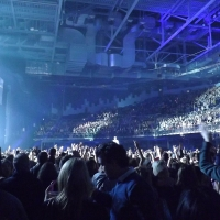 View from 3Arena (formerly O2) Arena (Dublin) (Standing)