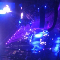 View from O2 Arena (London) Block 402