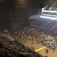 View from O2 Arena (London) Block 407 Row N Seat 607