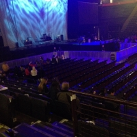 View from Phones4U Arena (Manchester) Block 103 Row H Seat 4