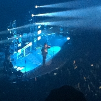 View from Phones4U Arena (Manchester) Block 203 Row J