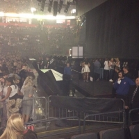 View from Phones4U Arena (Manchester) Block 115 Row D