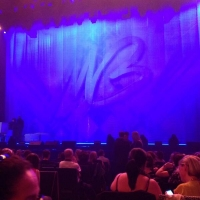View from SSE Hydro (Glasgow) Block 006 Row K Seat 90