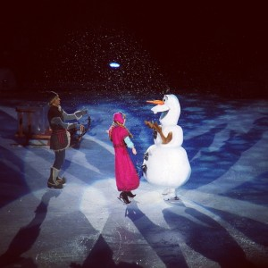 Disney on Ice - from talfryn